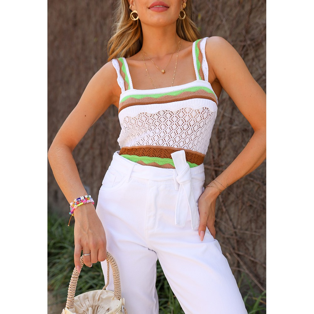 CROPPED TRICOT ZOE